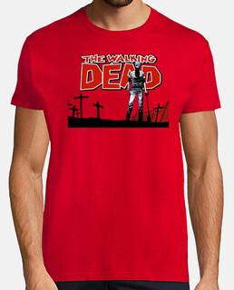 Walking Dead Zombies Terror Horror Cine  Zombie camisetas friki
