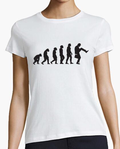 Camiseta Walking Evolution