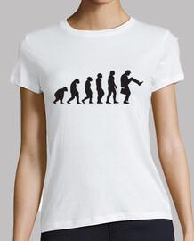 walking evoluzione