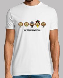 Walter White Evolution
