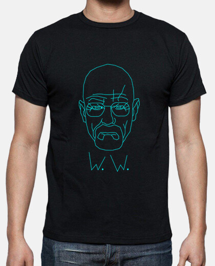 Walter White. Metanfetamina azul. Breaki
