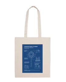 Wand blueprint - Shopper