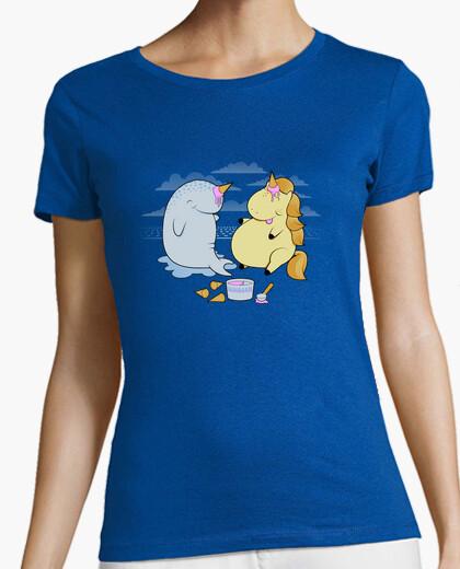 Tee-shirt wannabes