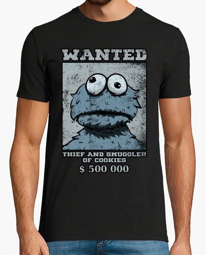 Camiseta Wanted...