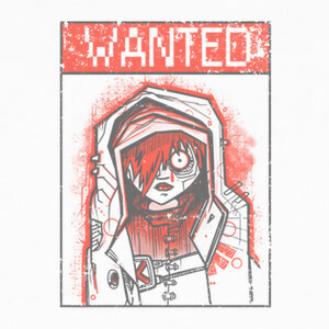 Camisetas wanted