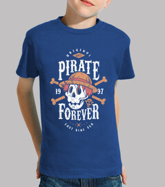 wanted pirate forever