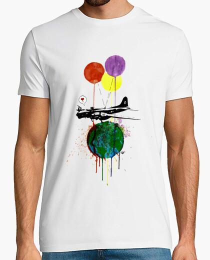 Camiseta War at colors H