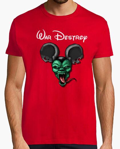 Camiseta War Destroy