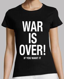 War is Over (oscura)