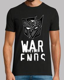 War Never Ends