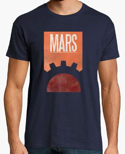 Camiseta warhammer 40k viajes mars