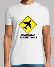 Warning Flight #815