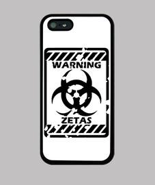Warning zetas