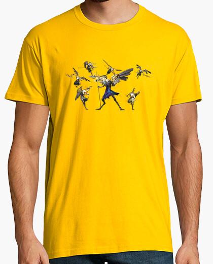 Camiseta Warrior angels...