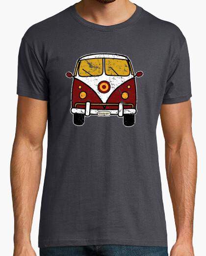 T-Shirt warum surf vintage