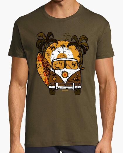 T-Shirt warum surfen