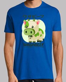 wasabeef t-shirt da uomo