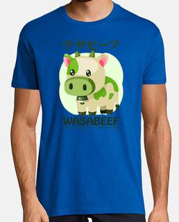 wasabeef t-shirt guy