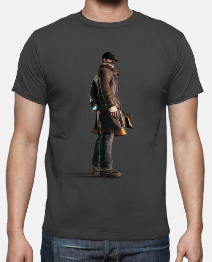 Camisetas Watchdogs Aiden