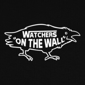 Camisetas Watchers on the wall