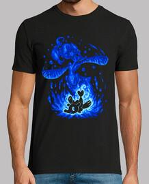Water Mermaid Within - Mens shirt