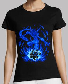 Water Ninja Within - Womans Shirt