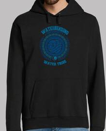 Waterbending university - Jersey hombre