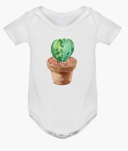 Ropa infantil Watercolor cactus 3
