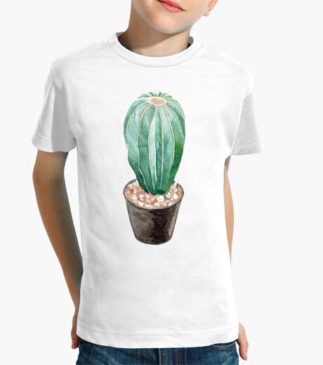 Ropa infantil Watercolor cactus 4