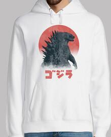 Watercolor Kaiju