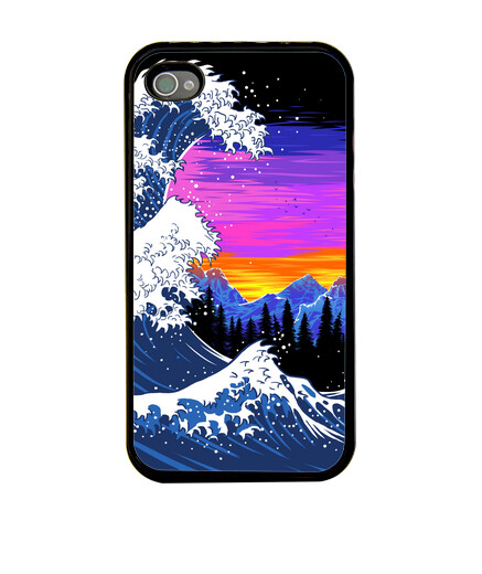 Open iPhone cases nature