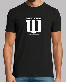 Wayne Enterp. Logo Blanco