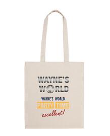wayne world bag breve