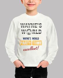 waynes world kids