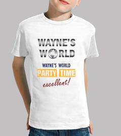 Wayne's World peques