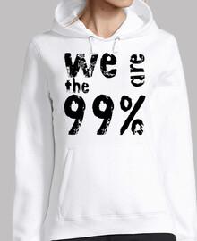 we are 99% negro