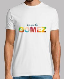 WE ARE GOMEZ 2 (black)