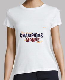 we are not champions of the world