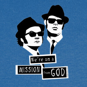 We are on a mission T-shirts