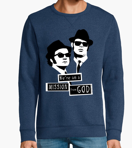 We are on a mission hoodie
