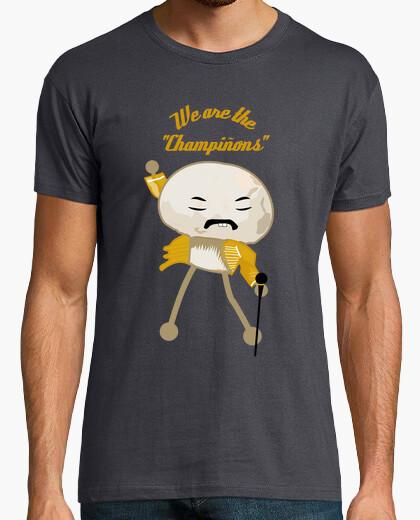 Camiseta We are the Champiñons