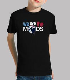 We are the Mods niño
