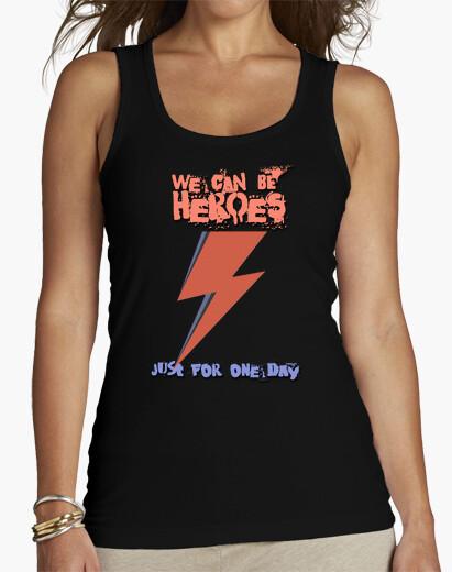 Camiseta We can be heroes