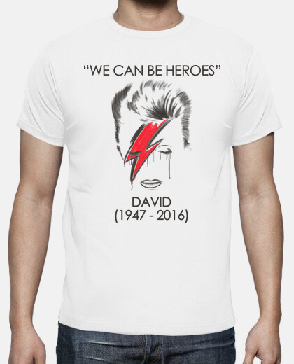 we can be heroes - bowie tribute