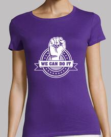 We Can Do It - Podemos Hacerlo