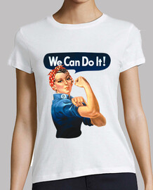 We Can Do It! (¡Podemos Hacerlo!)