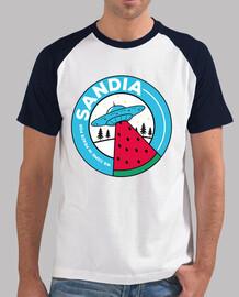 We come for sandia
