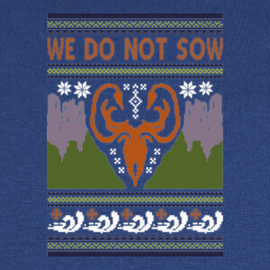 Camisetas We do Not Sow Ugly Sweater