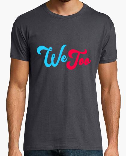 Camiseta WE TOO 02
