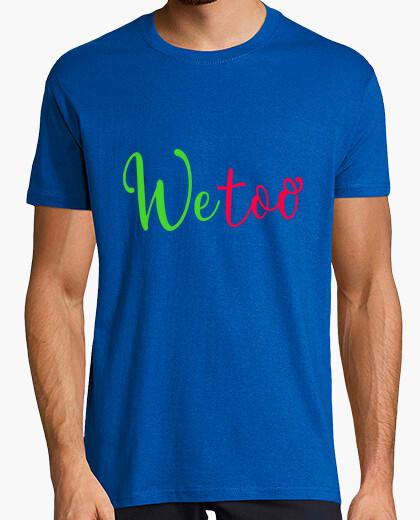 Camiseta WE TOO 12